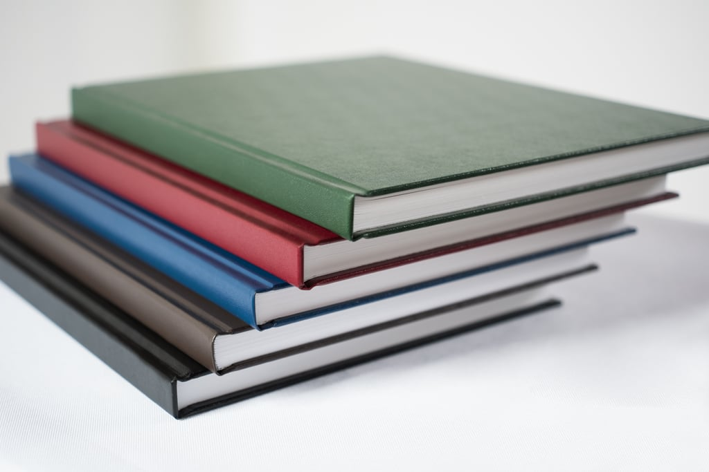 Buy Custom Scientific Lab Notebooks | Scientific Bindery Productions