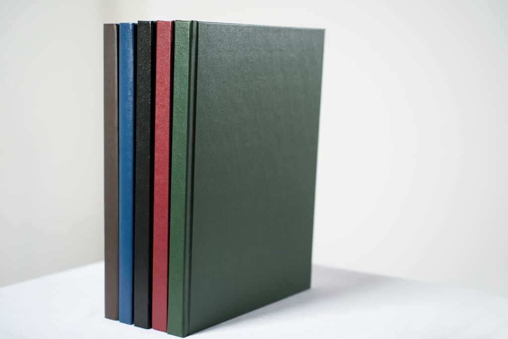 Custom Scientific Notebooks For Sale | Scientific Bindery Productions