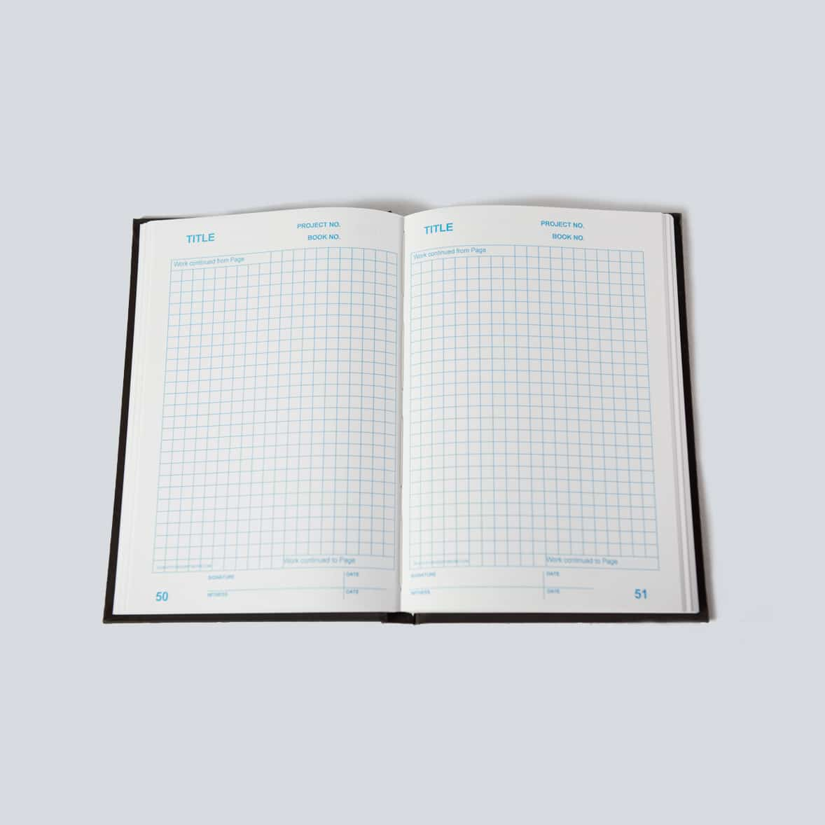 Field Book Notebook - Scientific Bindery